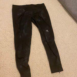 Black Adidas Thermal Leggings